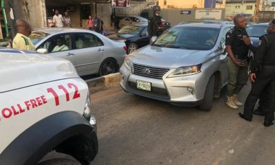 Mobile court orders two traffic offenders to forfeit their vehicles