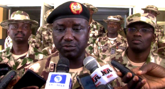 Photo of Nigerian Army to court-martial 21 soldiers of Operation Lafiya Dole