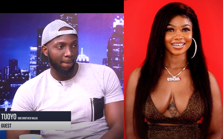 Photo of Tacha is using juju to extend her stay in BBNaija house – Tuoyo