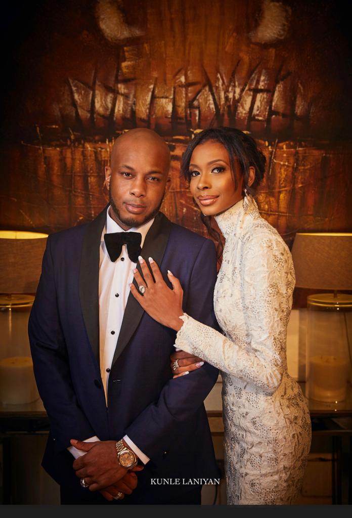 Photo of Fatima Abdulkadir Abacha weds son of late billionaire oil magnate Saleh Jambo