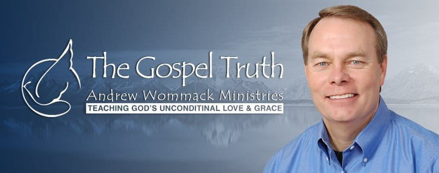 Andrew Wommack Devotional 29 January 2020