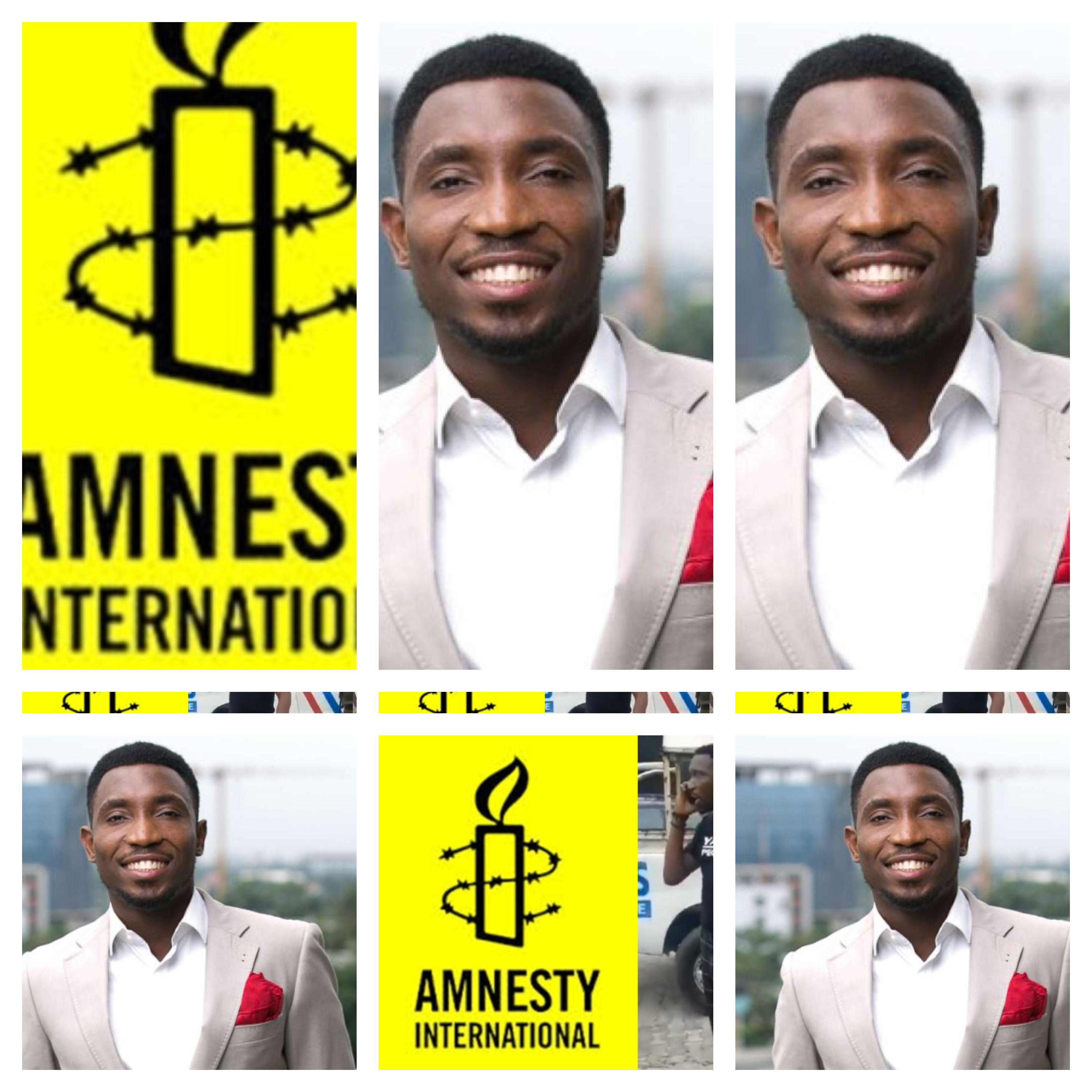 Photo of Amnesty International calls out Nigerian Police for invading Timi Dakolo's house