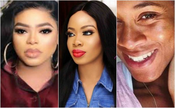Photo of Exposed: Bobrisky told me he hacked Nina Instagram account – Ify Okoye
