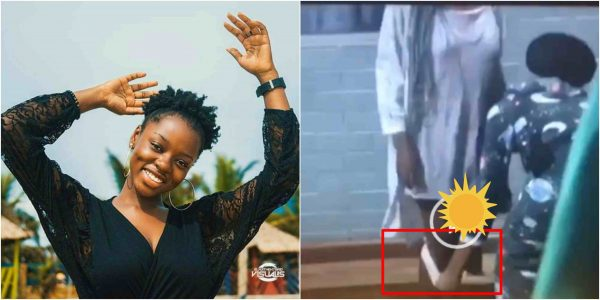 Photo of BBNaija 2019: Diane removes her pant before other housemates