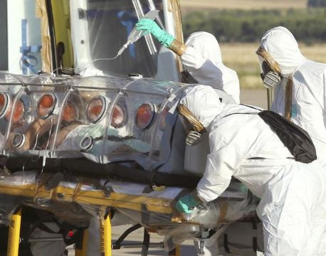 Ebola patient escapes from treatment centre