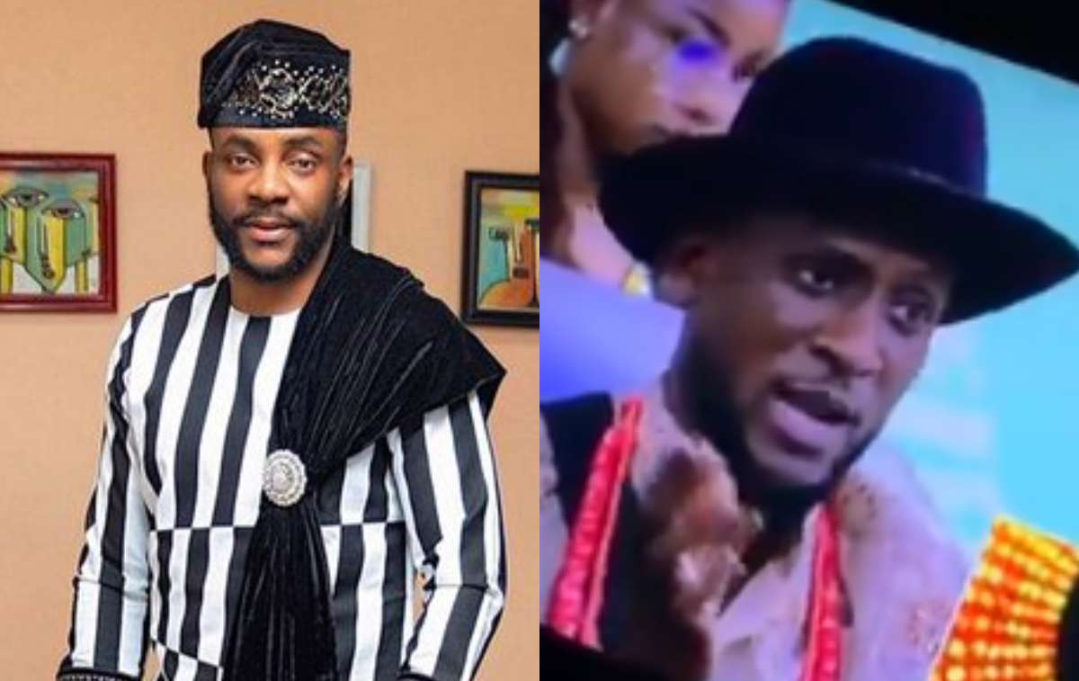 Photo of BBNaija 2019: Na Konji go kill me for this place, says Omashola to Ebuka