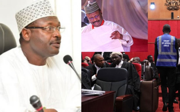 Tribunal orders INEC Chairman to produce documents