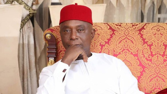 , Delta women accuse Ned Nwoko of stealing their lands, Premium News24