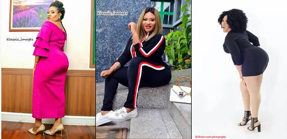 Photo of My butt is my selling point – Actress Nkechi Blessing
