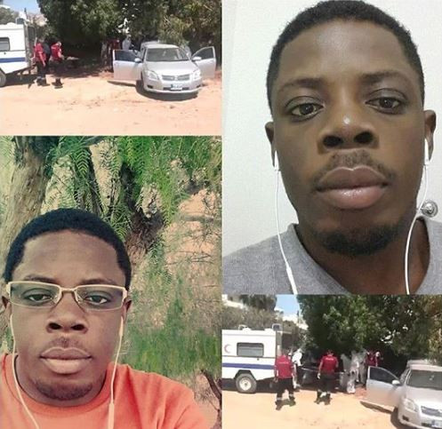 Photo of Missing Nigerian student, Obasanjo Owoyale found dead in his car in Cyprus