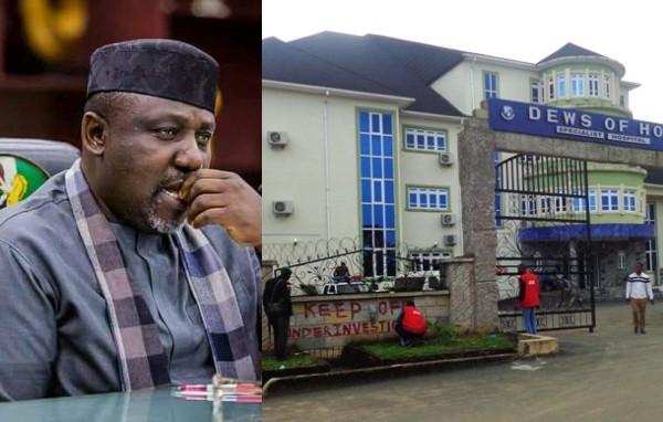 Okorocha reacts to EFCC sealing