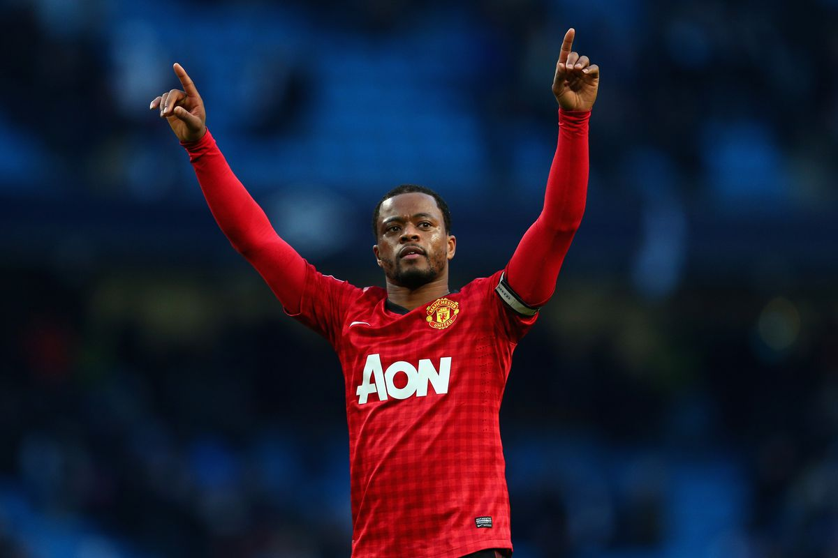 Photo of Patrice Evra confirms retires from football at 38
