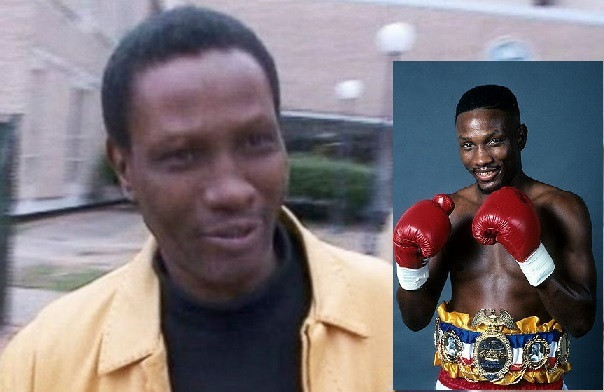 Photo of Boxing legend Pernell 'Sweet Pea' Whitaker, 55, dies after being struck by vehicle in Virginia
