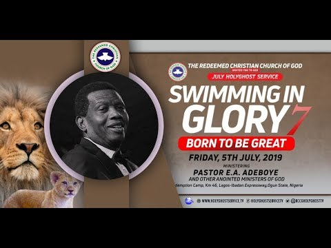 July 2019 RCCG Holy Ghost Service - Live
