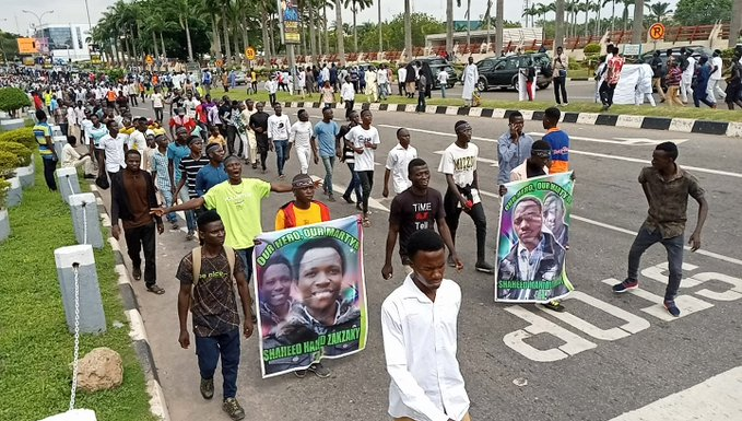 Photo of Amnesty International blames police for bloody Shi'ites protest