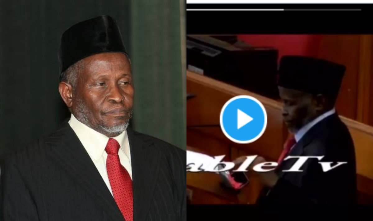 cjn finds it hard to define a legal technicality (Video)