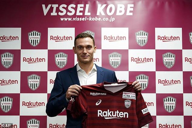 Photo of Thomas Vermaelen joins Japanese club Vissel Kobe