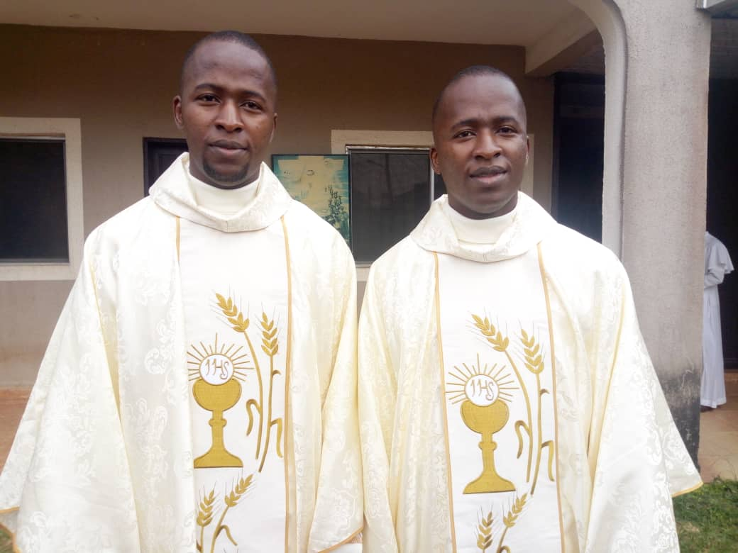 Photo of Twin brothers ordained Catholic priests in Owerri