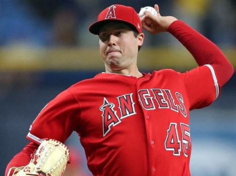 Photo of Major league baseball player, Tyler Skaggs found dead in his hotel room