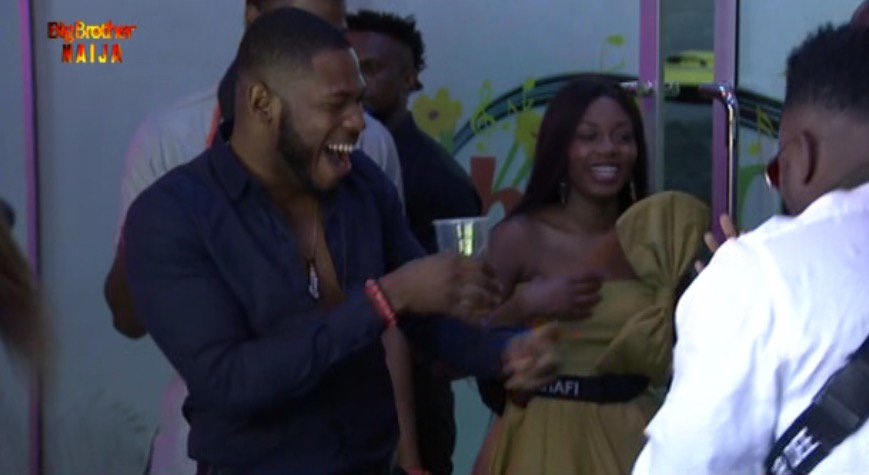 BBNaija 2019: Saturday Night Party Update - Day 27