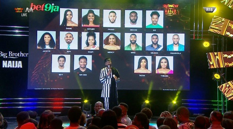 BBNaija 2019 Day 28 Sunday Live Eviction - Today's live show will begin this evening with all housemate up for eviction. It will be recalled that Tuoyo was evicted from the show last week after getting the least votes. The BBNaija 2019 Day 28 Sunday Live Eviction Updates will starts by 7pm. *** Updates It's a DOUBLE EVICTION #BBNaija night!https://t.co/yGvnRwU9q2 pic.twitter.com/krbwVck2GM — Big Brother Naija (@BBNaija) July 28, 2019  The Housemates last words before eviction **** *** Remember Two housemates will be going home tonight *** Tacha's last words -
