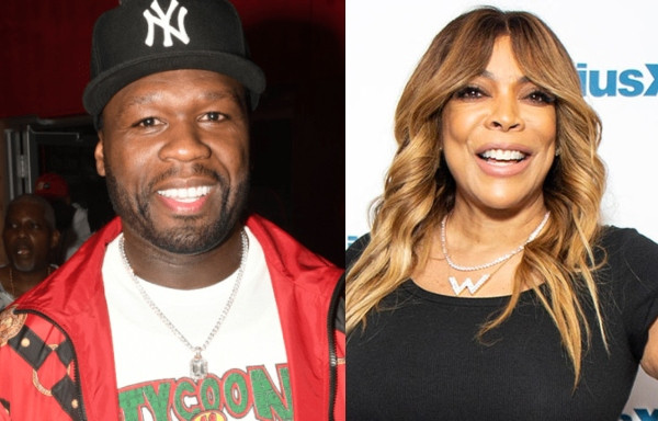 50 Cent stops Wendy Williams from entering his party