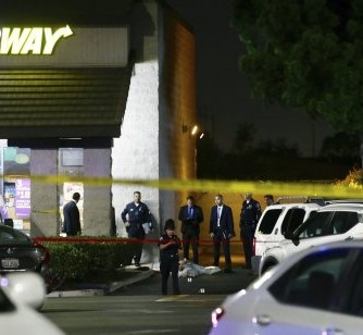 mass killing as man goes on two-hour rampage in Los Angeles