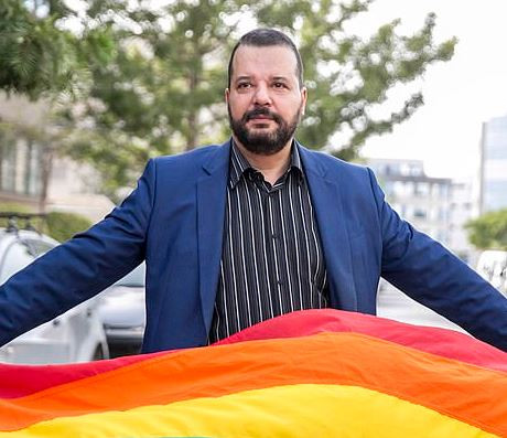 Openly gay lawyer runs to be President of Tunisia