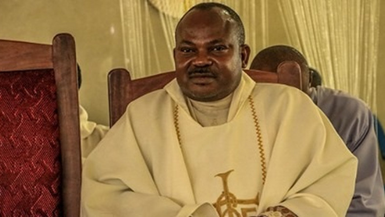 Photo of Rev Father Offu killed by suspected herdsmen to be buried on August 20th