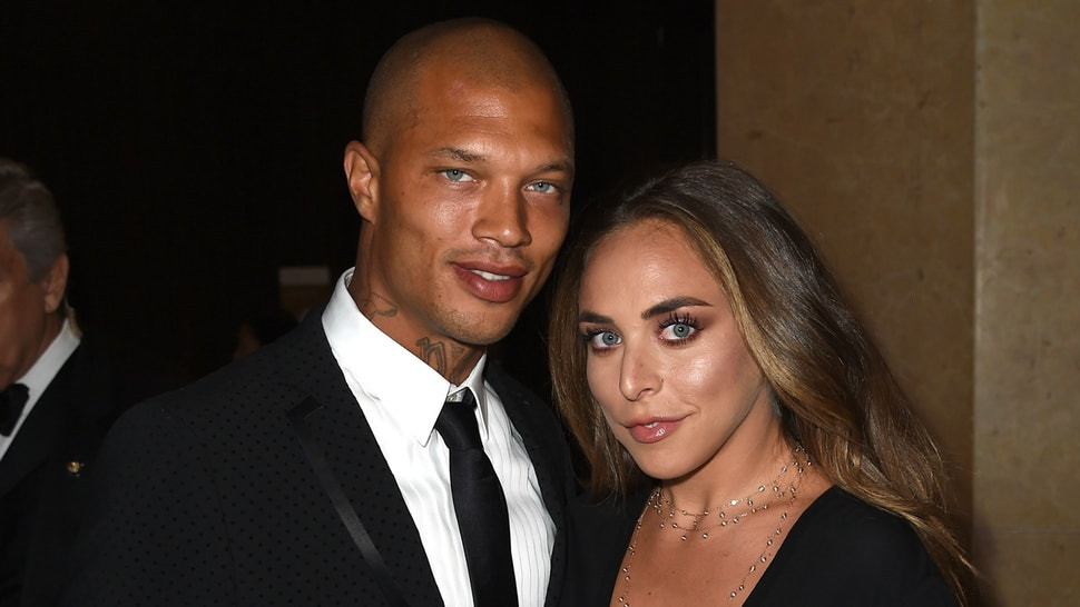 Photo of Jeremy Meeks and Chloe Green called it quits after two years together