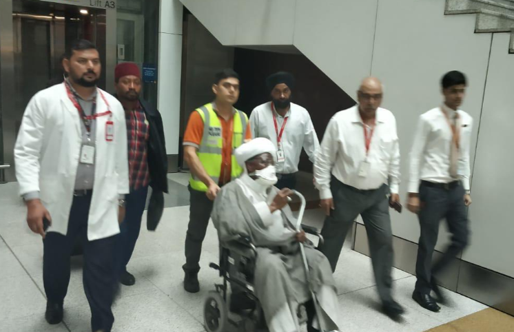Shi'ites accuse Nigerian govt of frustrating El-Zakzaky's treatment in India