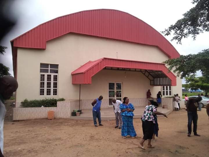 Woman raped to death in front of a church in Benue (graphic photos)