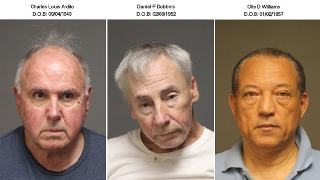 85-year-old American woman arrested during orgy with 5 elderly men