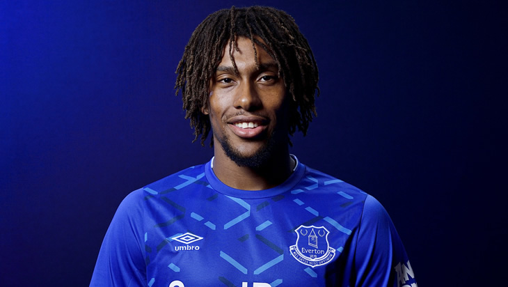 Arsenal undersold Alex Iwobi to Everton – London firm