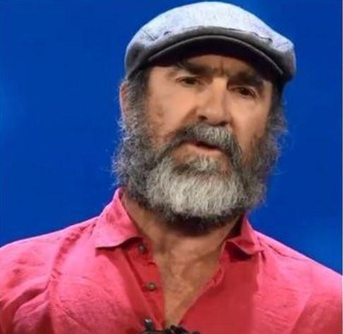 Eric Cantona speech