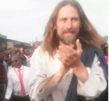Photo of Fake Jesus, Michael Job, dies of Pneumonia days after his visit to Kenya