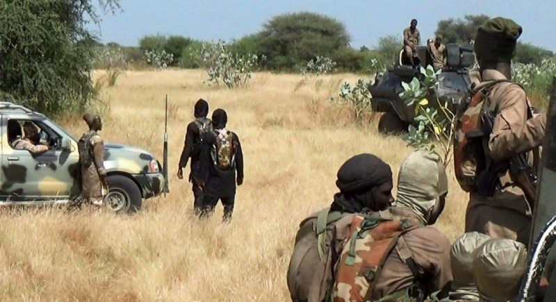 Photo of Islamic group kill 11 telecom workers laying optic cables in Borno