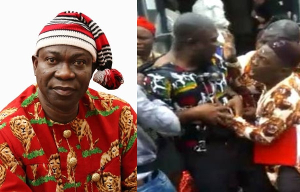 I was attacked by IPOB members in Germany - Ekweremadu confirms