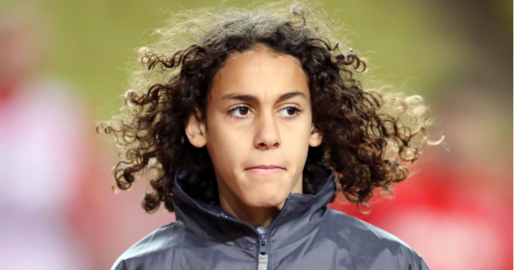 Photo of Transfer: Manchester United sign Monaco teenager Mejbri