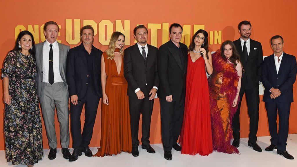 Lena Dunham awkwardly tries to kiss Brad Pitt at London premiere, Lena Dunham awkwardly tries to kiss Brad Pitt at London premiere, Premium News24