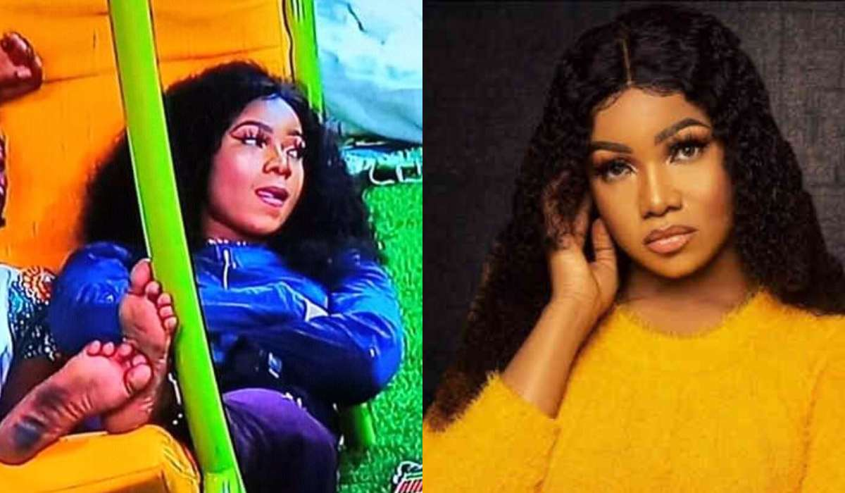 Photo of BBNaija 2019: Tacha's billboard gets destroyed in Imo State (video)