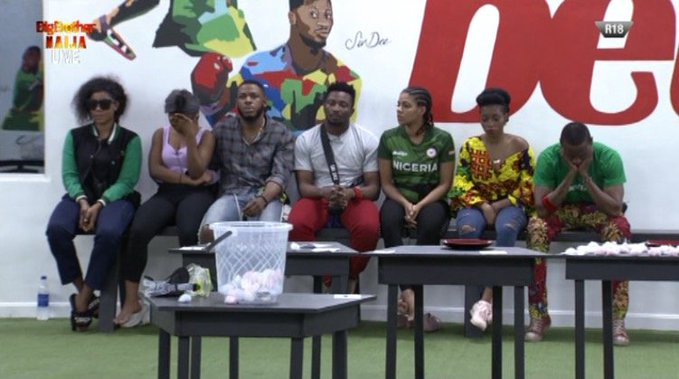 Photo of BBNaija 2019 Day 57: Legends Are Up For Possible Eviction