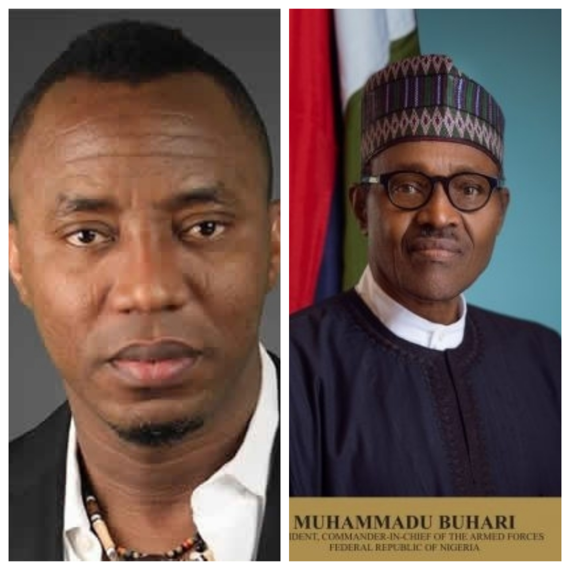Photo of Pastor Giwa warns Buhari over detention of Sowore, others