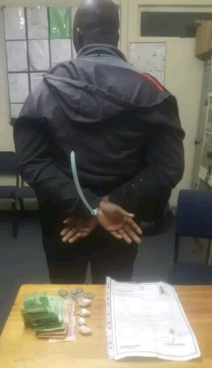Nigerian man arrested in South Africa