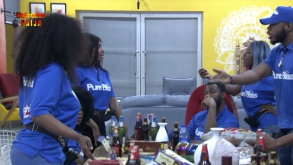 BBNaija 2019 Day 74: An Exquisite Pure Bliss Dinner for Housemates