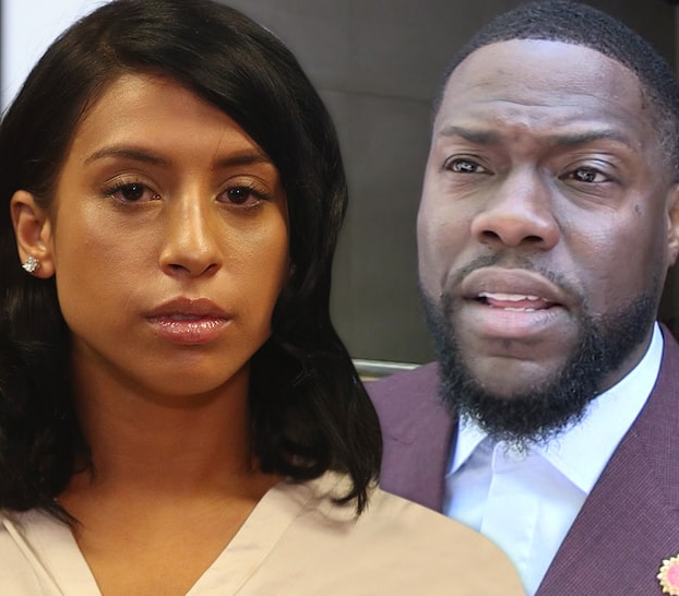Photo of Kevin Hart's sex tape partner sues him for $60 million