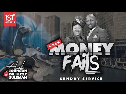 Live Service 1 September 2019 with Apostle Johnson Suleman