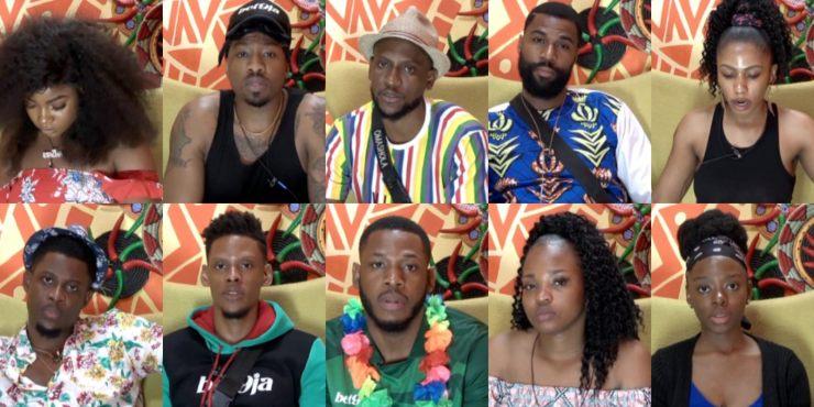 Photo of BBNaija 2019: Mercy, Seyi, Frodd escape, make it to finals