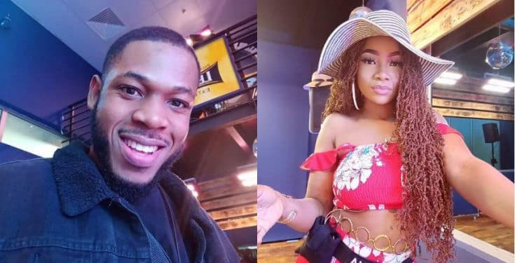 Photo of BBNaija 2019: Frodd, Tacha Bag First Movie Roles In Nollywood
