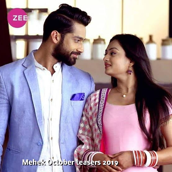 Photo of Mehek 2 October 2019 Update on Zee World